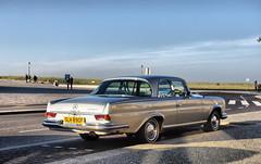 1967 Mercedes Benz 250 SE Coup (Martin van Duijn) Tags: holland netherlands mercedes benz 1967 katwijk 67 coup 250se