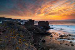 Dramatic Coastline (Nomadic Vision Photography) Tags: sunset nationalpark spain europe dramatic andalucia coastline wilderness jonreid tinareid cabodegataníjarnaturalpark nomadicvisioncom