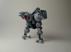 - THE CHIKEN - (SenSeiSei) Tags: robot lego military walker legos mecha mech