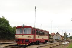 [CD] 810 046 Pobezovice (David De Baere) Tags: train cd trein 810 vlaky pobezovice