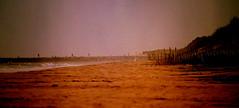 the beach at cape henlopen delaware (bluebird87) Tags: film beach nikon kodak f100 cape 100 delaware v600 henlopen ektar c41 dx0