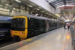 166204 London Paddington (Paul Emma) Tags: uk railroad england london train railway paddington londonpaddington dieseltrain 166204