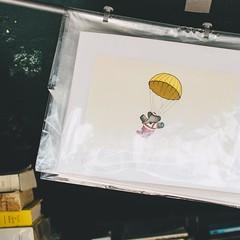 / paris / (aubreyrose) Tags: travel paris france art seine square spring europe childrensliterature books prints babar springtime 1x1 bookstall artprints parisinthespring