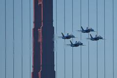 Blue Angels at SF Fleet Week (taggartgorman) Tags: blue angels week fleet blueangels fleetweek fa18