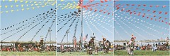 Under the Banners (Joe Grimshaw) Tags: summer 120 film festival southdakota powwow wacipi