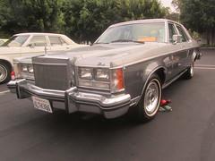 Lincoln Versailles Sedan - 1978 (MR38) Tags: sedan versailles lincoln 1978
