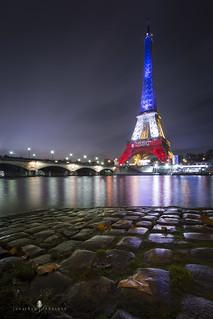 Liberté, égalité, fraternité - Paris après le 13 novembre