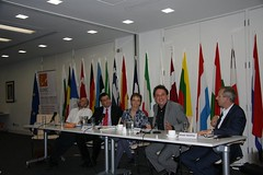 Cultural Diplomacy Seminar 2011 @ Europe House, HCC 2011