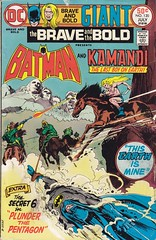 The Brave and The Bold 120 (micky the pixel) Tags: comics dc comic batman mountrushmore heft nationalmemorial kamandi thebraveandthebold