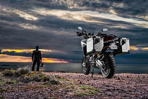 Ducati Multistrada 1200 Enduro 2016