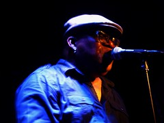 Barrence Whitfield (fotomie2009) Tags: italy music house concert live singer cantante rockman whitfield raindogs savona barrence