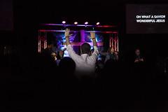 Worship (fwanna645) Tags: color church blackbackground canon hands worship 24105 llens dodgeandburn 5d2