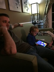 """Paul Plays on the iPad with Matt Dominski • <a style=""""font-size:0.8em;"""" href=""""http://www.flickr.com/photos/109120354@N07/22928730130/"""" target=""""_blank"""">View on Flickr</a>"""