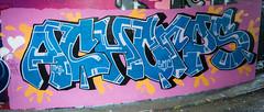Corps SMC TKS (cocabeenslinky) Tags: street city uk november blue england urban streetart london art writing lumix graffiti paint artist photos south united capital letters kingdom tunnel can spray east panasonic waterloo corps graff smc leake se1 tks artiste 2015 dmcg6 ©cocabeenslinky