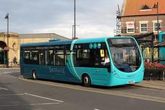 Wright Streetlite (DennisDartSLF) Tags: bus whitby wright sapphire arriva 1573 streetlite arrivadurhamcounty nk64efl