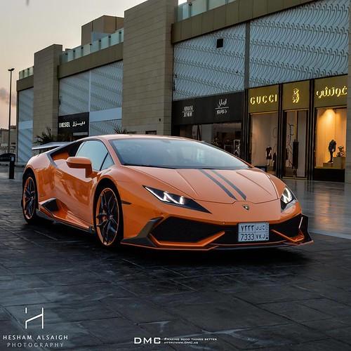 DMC Lamborghini Huracan Heavy Mascara