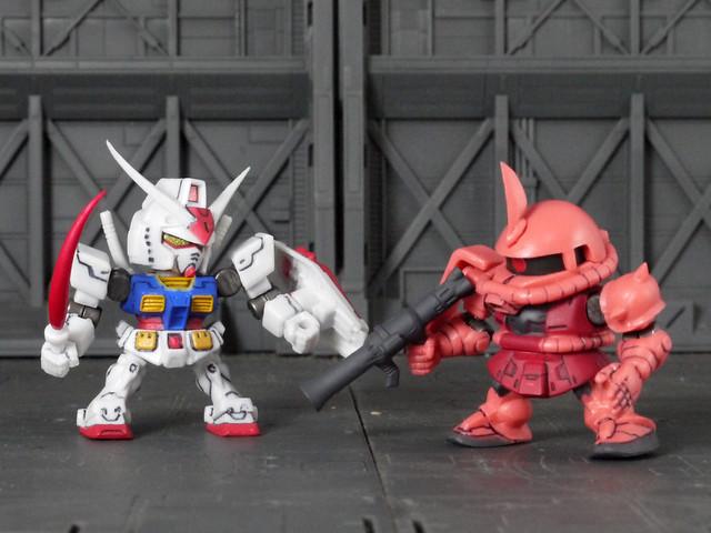 Gundam VS. Zaku II