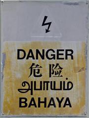 Dangerous (Mrlangeman) Tags: 2015 maleisi