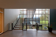 Rødovre townhall, arc. Arne Jacobsen (carlos castro) Tags: arnejacobsen rodovre