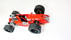 Vintage Formula One (MOC) (hajdekr) Tags: race vintage ir power lego engine f1 racing motors technic formulaone engines infrared formula remote motor remotecontrol functions formula1 function moc 8869 8883 8885 8886 myowncreation 88003 88004 twoengines powerfunction legopowerfunctions lego8886powerfunctions lego88003powerfunctionslmotor