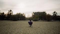 51160020 (Johannaviking) Tags: fall beach reading silence yashica pleasure fujicolor
