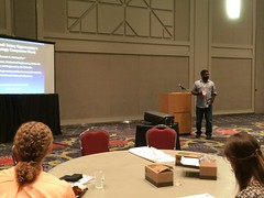 TMS Young Professionals Tutorial Lunch (The Minerals Metals & Materials Society) Tags: tms themineralsmetalsmaterialssociety mst16 materials science technology 2016