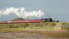 46115 Scots Guardsman  Ravenglass (Barrytaxi) Tags: