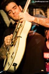 Pedro Herrero (Lucky Dados) (Joe Herrero) Tags: seleccionar lucky psychobilly concierto concert punk music live directo madrid wurlitzer ballroom joe herrero wwwjoeherrerocom pedro guitarra guitar gretch