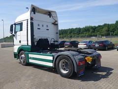 Car_photo (mrauto1) Tags: man tgx18440xlxretarderhydraulic trekker 2008 trucksnlbv wijchen nederland