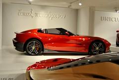 Ferrari F12 TRS - Galleria Ferrari - Maranello 2015 (Ferrari-live / Franck@F-L) Tags: ferrari f12 trs galleria maranello 2015