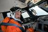 Charles Hobaugh (NASA on The Commons) Tags: charleshobaugh scorch shuttletrainingaircraft training pumpkinsuit