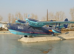 """Beriev Be-6P (Qing-6) 18 • <a style=""""font-size:0.8em;"""" href=""""http://www.flickr.com/photos/81723459@N04/30029564073/"""" target=""""_blank"""">View on Flickr</a>"""