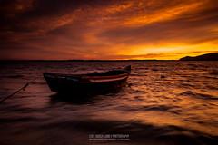 No destination (Luis Sousa Lobo) Tags: img60672 mitrena setbal portugal sunset prdosol boat canon 2470 70d