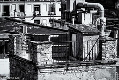 Terrat (rossendgricasas) Tags: nikon photography lightroom silver azotea barcelona bw catalonia bn terrat tamrrom streetphotography urbanexploration