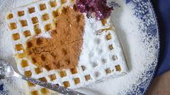 Chocolate Waffle (CiaoMayonga) Tags: chocolate tabletop food love red mayonga explore sonya65 sony heart cinnamon blackberry jam chocolateheart waffle sugar white nutella plate blue wood wwwmayongacom square