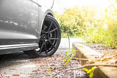 Golf R on Vorsteiner Wheels (naplesspeed) Tags: vw vwgolfr golfr volkswagen volkswagengolfr rally vorsteiner wheels vorsteinerwheels lowered cars carporn auto automotive photoshoot naplesspeed