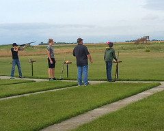 Trap Shooting & Sling Shots