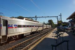 Lazy Sunday (skabat169) Tags: septa spax448 silverlineriv doylestown pa regionalrail commuterrail