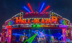 Hell Blazer (keithhull) Tags: hullfair hull waltzer ride fairground noflash hullcityofculture2017