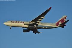 Qatar   Airbus A330-202   A7-ACI (Marco Montrasio) Tags: a7aci a332 a330202 a330 qatar airways dohamilano malpensa mxp limc airbus