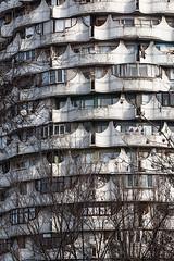 (ilConte) Tags: chisinau moldavia moldova architettura architecture architektur socialism socialist modernism