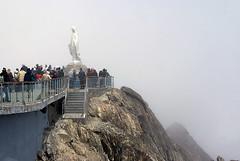 Virgen de las nieves (Aome_art) Tags: pico espejo mrida telferico venezuela mirador virgen de las nieves montaa