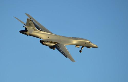 U.S. Air Force B-1B Lancer Bomber
