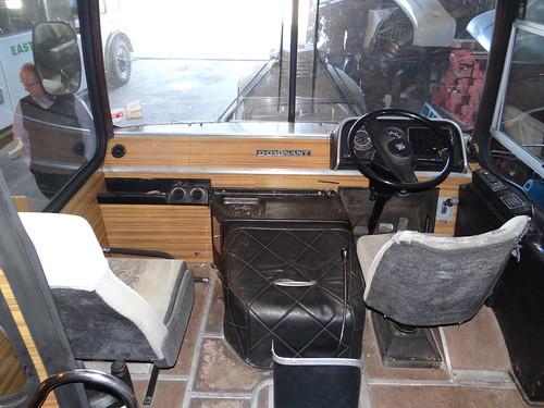 A747 DWP cab