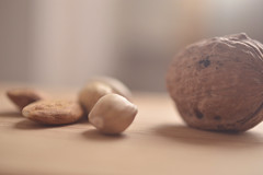 Pieces of my daily routine (StefPhotography_) Tags: noci pistachio mandorle almond nuts walnut