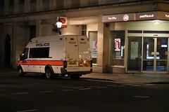 Metropolitian Police van-KHH (central1850) Tags: bu12 azv dpg sco6 london metropolitian police khh ford