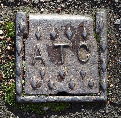 ATC Stop Cock Cover, Tudor Street, Abergavenny 9 November 2016