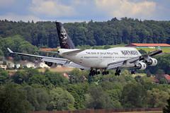 "Air Atlanta Icelandic  Boeing 747-428 TF-AAK ""Iron Maiden"" (M. Oertle) Tags: airatlantaicelandic boeing 747428 tfaak ironmaiden kambui flugzeuge aviones aviões airplanes avions aeroplani aircraft airline airliner airliners airlines airplane planespotter spotter"
