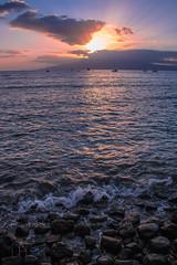 Lahaina sunset 11_16_2016 (Domtabon) Tags: beach hawaii lahaina maui paradise sunset waves