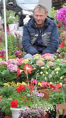 Kotor Market (D R Swift) Tags: flowerseller kotormarket market localmarket kotor montenegro